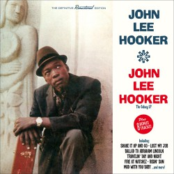 John Lee Hooker (The Galaxy Records LP)