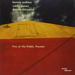 At The Public Theatre