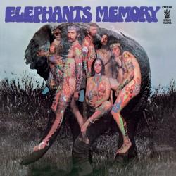 Elephants Memory (Mini LP Gatefold Replica)