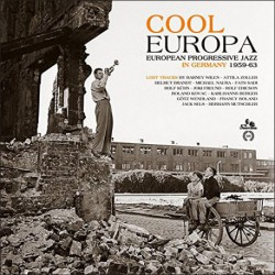 European Progressive Jazz in Germany 1959-63