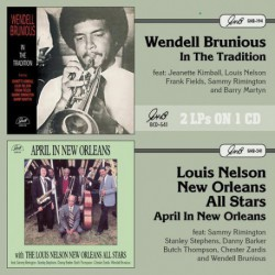 In The Tradition - April in New Orleans (2LPs on 1