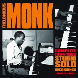 Complete 1954-62 Studio Solo Recordings