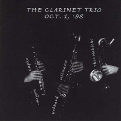 The Clarinet Trio Oct 1, `98