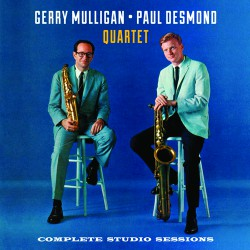 Complete Studio Sessions with Paul Desmond