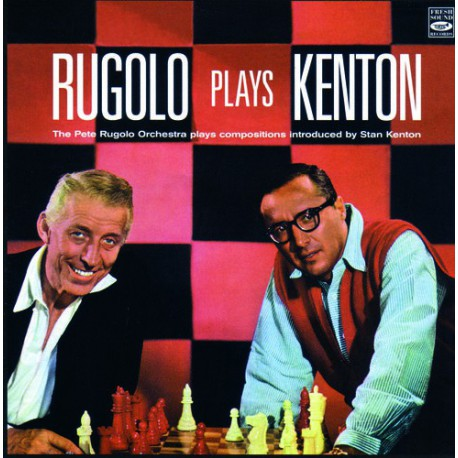 And His Orchestra: Rugolo Plays Kenton