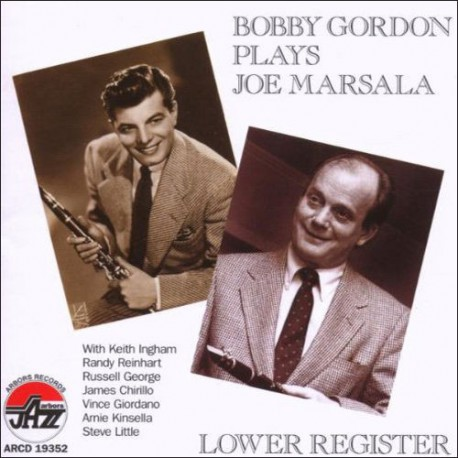 Plays Joe Marsala: Lower Register