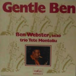 Gentle Ben W/ Ben Webster (Original 1st Pressing)