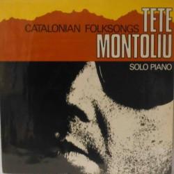 Catalonian Folksongs (Solo Piano)