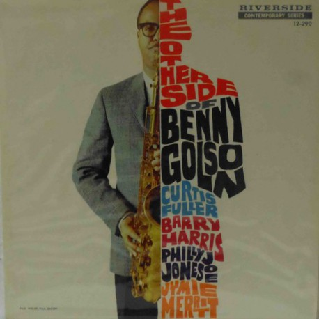 The Other Side of Benny Golson (Original US)