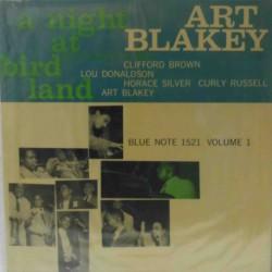 A Night at Birdland Vol. 1 (US Liberty Stereo) NM!