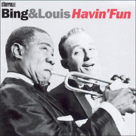 Bing and Louis Havin` Fun