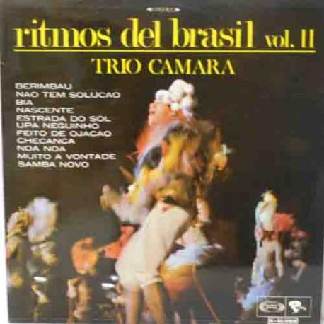 Ritmos del Brasil Vol. II (Spanish Pressing)