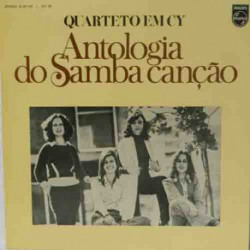 Antologia do Samba Canção (Spanish Pressing)
