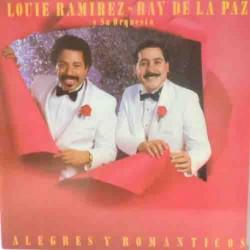 Alegres y Romanticos W/Ray de la Paz (Spanish)