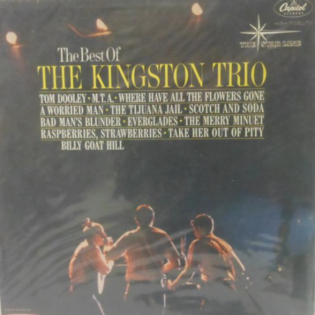 The Best of the Kingston Trio (US Mono)