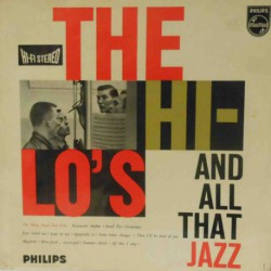 The Hi-Lo´s and All That Jazz (Dutch Stereo)
