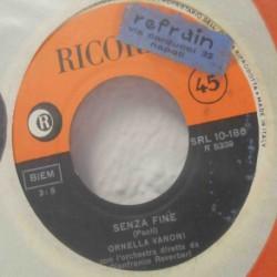 Senza Fine (7 Inch Single)