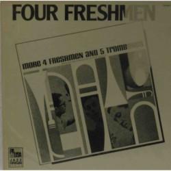 More 4 Freshmen and 5 Trombones (Reissue)