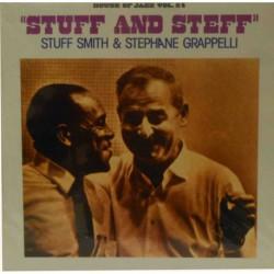 Stuff and Steff (Spanish Reissue)