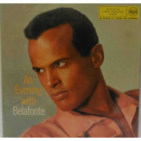 An evening with Belafonte (Spanish 1960 Pressing)