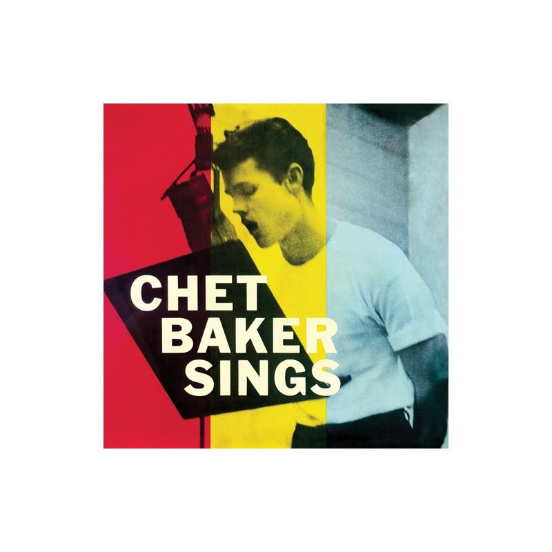 Chet Baker Sings Colored Vinyl Jazzmessengers