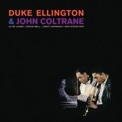 Duke Ellington & John Coltrane (Colored Vinyl)