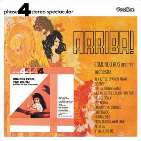 Arriba! + Bongos from the South