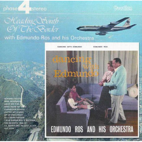 Dancing with Edmundo + Heading South of the Border