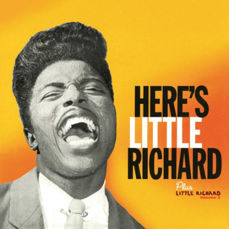 Here´s Little Richard (Mini-Lp Gatefold Replica)