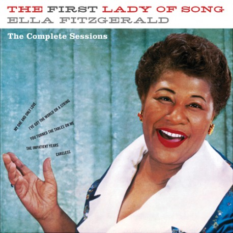 The First Lady of Song (The Complete Sessions)