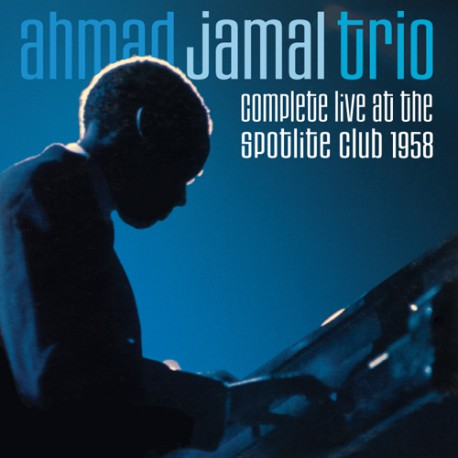 Complete Live at the Sptlite Club 1958