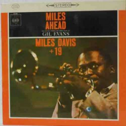 Miles Ahead (French 60´s Pressing)