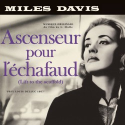 Ascenseur pour léchafaud (Colored Vinyl)
