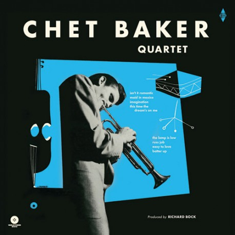 Chet Baker Quartet (Limited Edition)