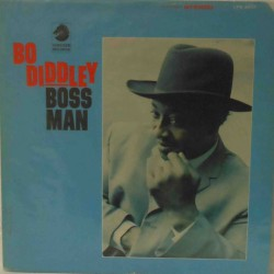 Boss Man (Us Reissue) Cut-Out