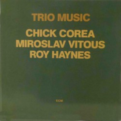 Trio Music (Spanish Gatefold)