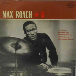 Max Roach + 4 (Rare French Pressing)