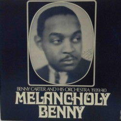 Melancholy Benny (Swedish Reissue)