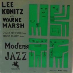 Modern Jazz W/ Warne Marsh (Rare FR Mono)