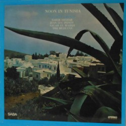 Noon in Tunisia (German Gatefold)