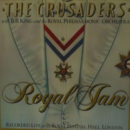 Royal Jam W/ BB King (Spanish Gatefold)