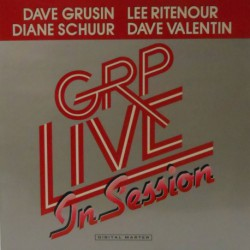 GRP in Session W/ Diane Schuur (Orig. German)