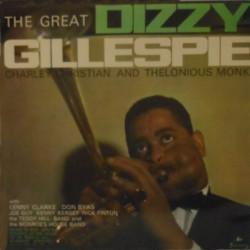 The Great Dizzy Gillespie (UK Mono)