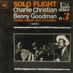 Solo Flight W/ Benny Goodman (French Mono)