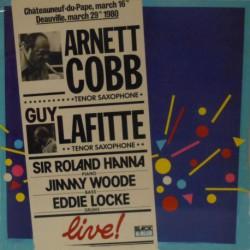 Live in France W/ Guy Lafitte
