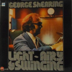 Light Airy & Swinging (Spanish Reissue) Promo