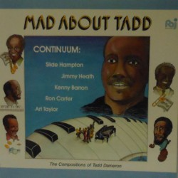Continuum: Mad About Tadd (Spanish Reissue)