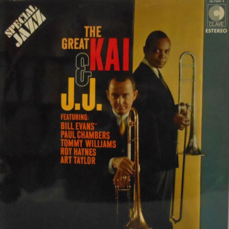 The Great Kai & J.J. (Spanish Reissue)