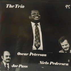 The Trio W/ Joe Pass (Spanish Reissue)