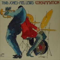 Consummation W/ Mel Lewis (US Gatefold)